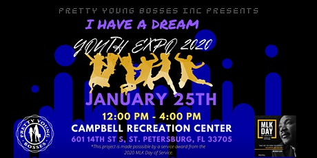 I Have A Dream Youth EXPO 2020 tickets
