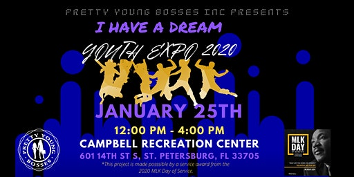 I Have A Dream Youth EXPO 2020