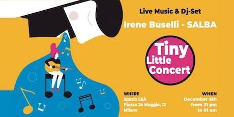 Tiny Little Concert biglietti