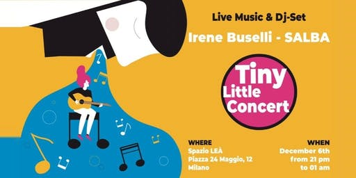 Tiny Little Concert