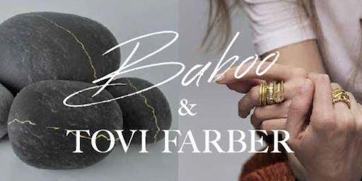 BaBoo x Tovi Farber Host Design Professionals Night