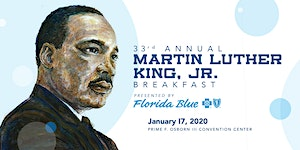 33rd Annual Martin Luther King, Jr. Breakfast...