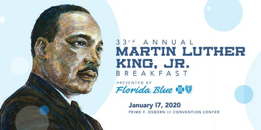 33rd Annual Martin Luther King, Jr. Breakfast presented by Florida Blue
