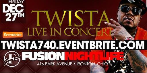 Twista Live @ Fusion Nightlife Masquerade Bash 12/27