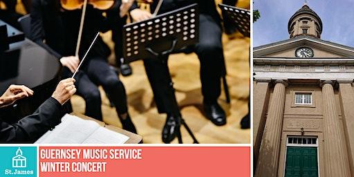 Guernsey Music Service Winter Concert