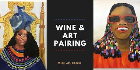 Wine & Art Pairing tickets