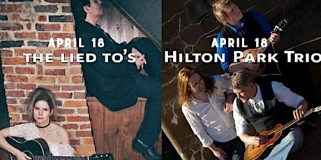 The Lied To's and Hilton Park Trio tickets