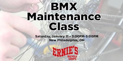 BMX Maintenance Class - New Philadelphia