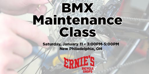BMX Maintenance Class - New Philadelphia