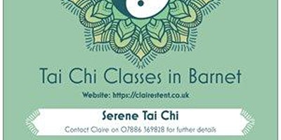 Tai Chi Class starting 7 Jan 2020 - New Barnet