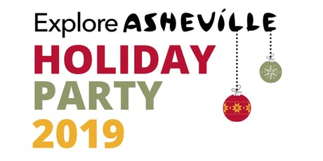 Explore Asheville CVB Annual Holiday Party - December 2019 tickets
