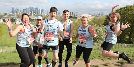 RAF Association: London Landmarks Half Marathon