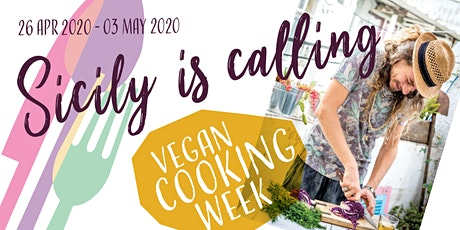 8 Days All Inclusive Vegan Cooking class and tour in Sicily biglietti