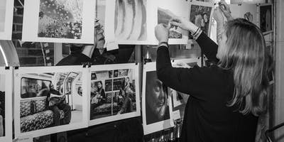 Pop-Up Photography Exhibition