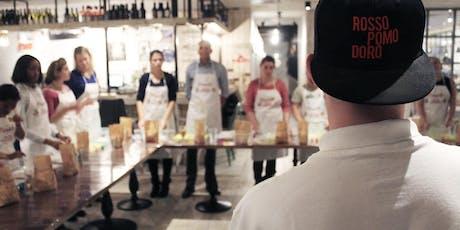 Pizza Masterclass - Covent Garden tickets