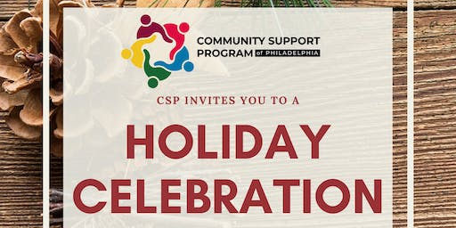 CSP Philadelphia Holiday Celebration