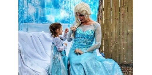 Make and Meet - Snowy Fairy House and the Ice Queen! (2019-12-15 starts at 12:00 PM)