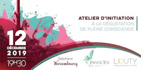 Atelier Sophro Vino tickets