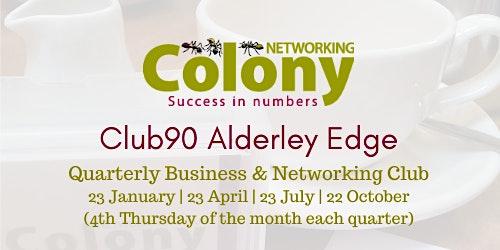 Alderley Edge Business & Networking Club - 23 Jan 2020