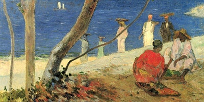 BOOKINGS LIVE!  Gauguin Portraits Exhibition at the National Gallery