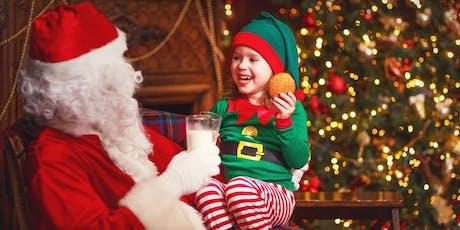 Christmas Kids Class & Selfies with Santa R29 tickets