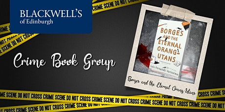 December Blackwell's Crime Book Group tickets
