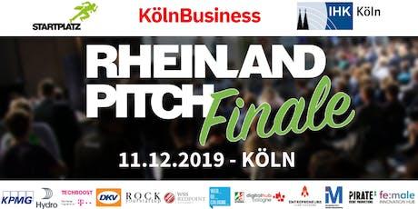 Rheinland-Pitch Winterfinale 2019 Tickets