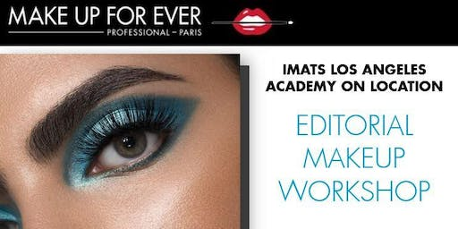 ACADEMY ON LOCATION - EDITORIAL MAKEUP WORKSHOP