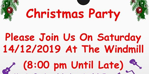 WHaM Christmas Party 2019