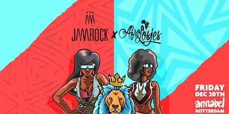 Jamrock x Afrolosjes x 010 tickets