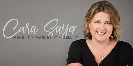How to grow your sales on Amazon with Cara Sayer tickets
