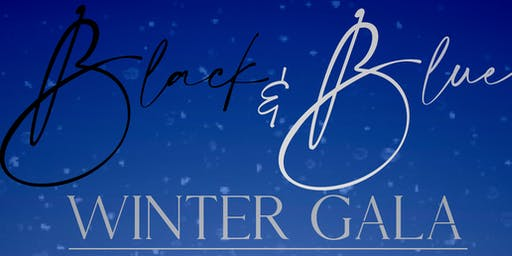 BLACK & BLUE WINTER GALA