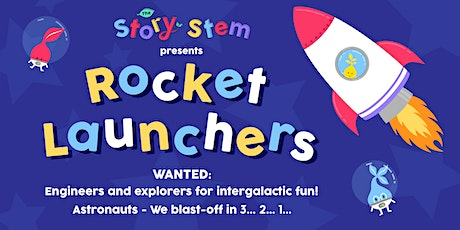 Rocket Launchers by The Story Stem tickets