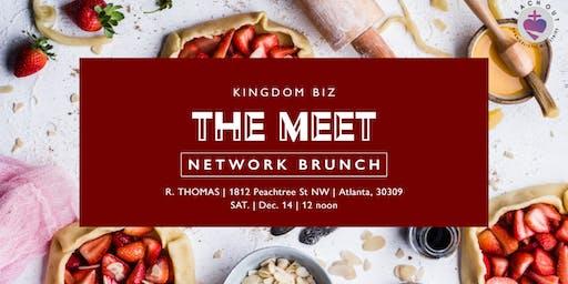 The Meet Network Brunch