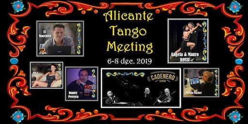 Tango ConfiDance @Alicante Tango Meeting