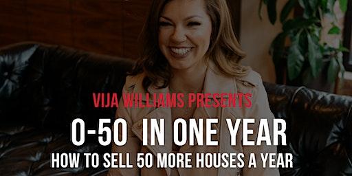 Vija Williams - 0-50 In One Year!