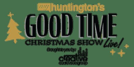 The Good Time Christmas Show | LIVE!