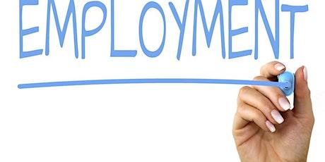 Employment Preparation tickets