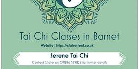 Tai Chi Workshop - 25 Jan 2020 - New Barnet tickets
