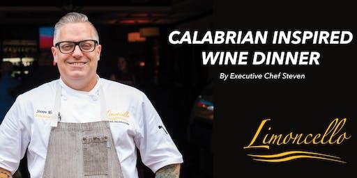 Calabrian Wine Dinner | Limoncello