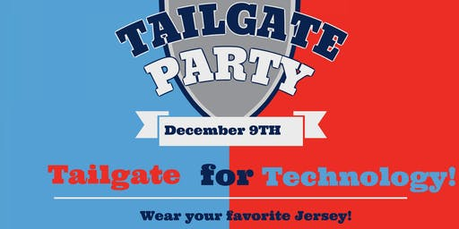 Tailgate for Technology Advanced Level Command Training!