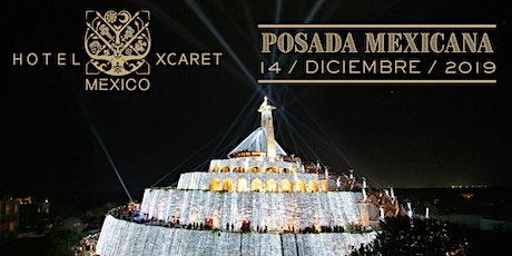 Posada @ Hotel Xcaret México 2019 boletos