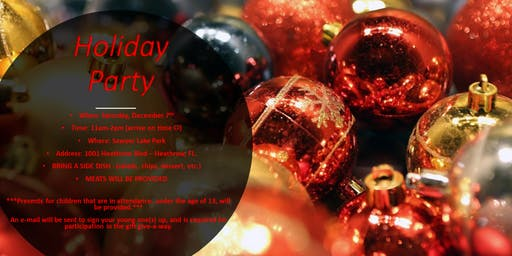Orlando GO Holiday Party