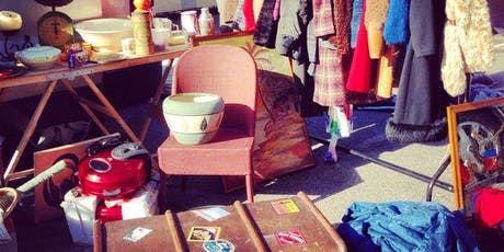 Chatham Intra Boot Fair - Arts, Vintage, Craft, Antique & Pre-Loved tickets