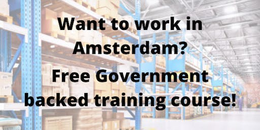 Free Warehouse Course with Job Opportunity (Workington)