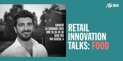 Retail Innovation Talks: Food