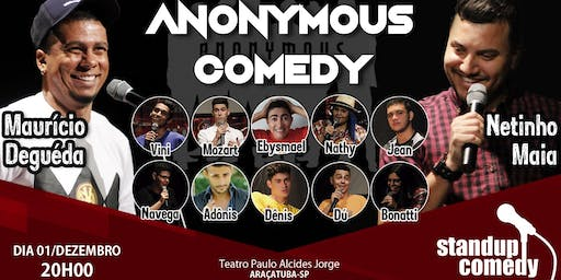 Anonymous Comedy Festival