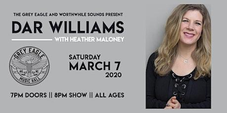 Dar Williams tickets