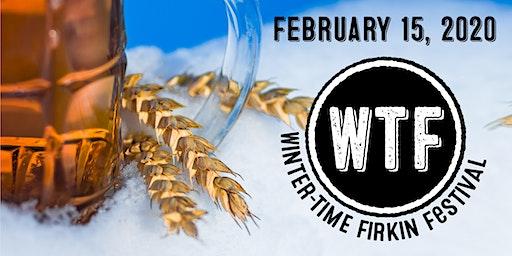 WTF! Winter-Time Firkin Festival 2020