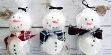 Snowman Bath Bombs